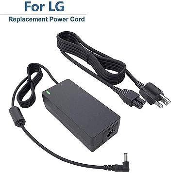 Amazon.com: Cable de alimentación de repuesto para monitor ...