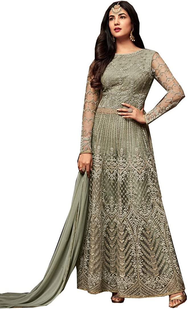 Ethnic Indian Cotton Short Kurta Kurti Top Tunic Silver Thread Line