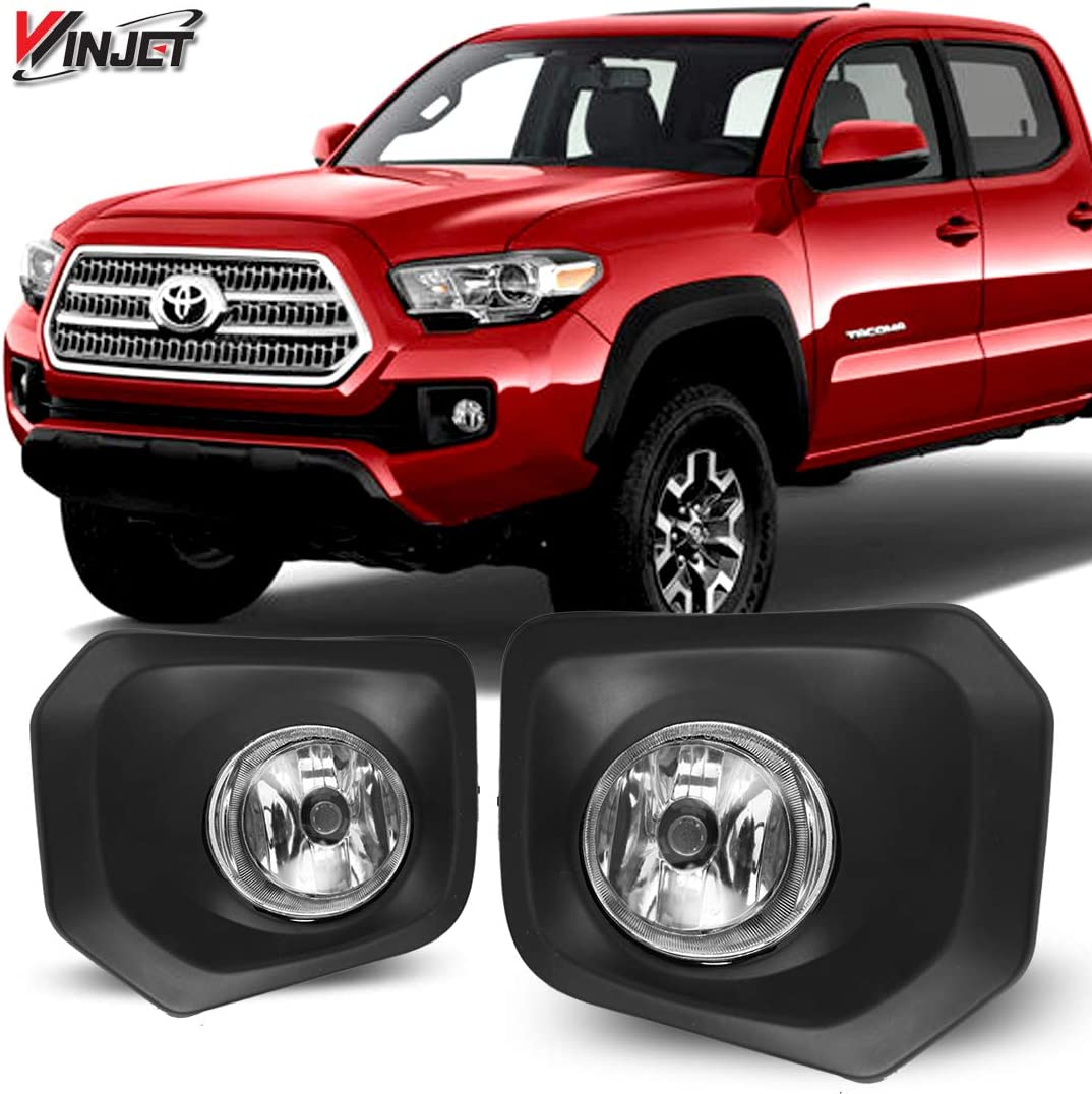Winjet WJ30-0448-09 OEM Series for [2016-2019 Toyota Tacoma] Driving on