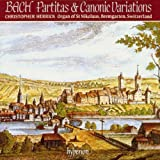 Bach: Partitas & Canonic Variations, BWV 766-770