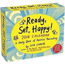 Ready, Set, Happy! 2018 Day-to-Day Calendar