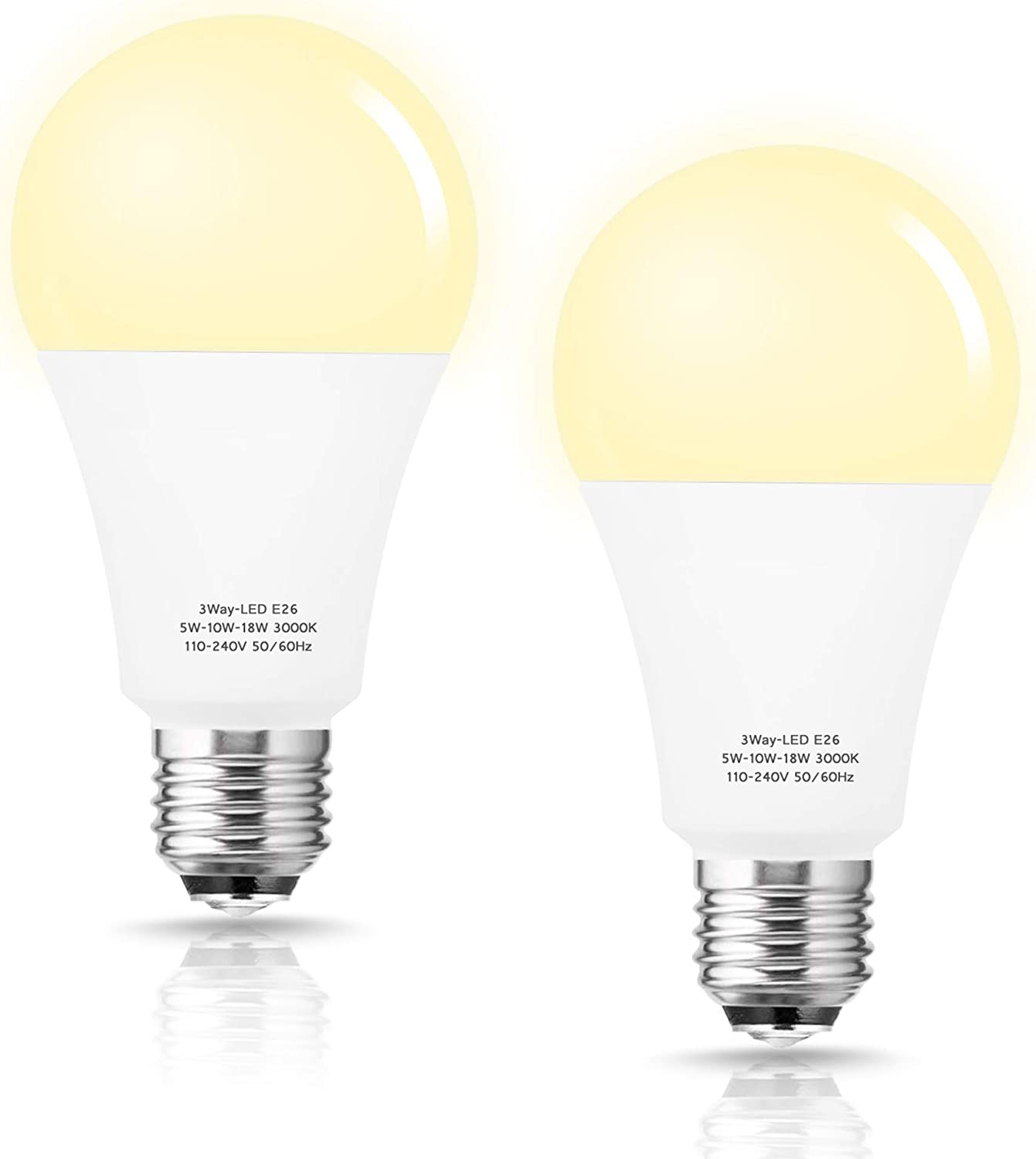 Briignite 50/100/150W LED Workable Bulb