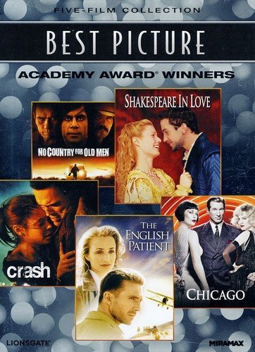 Best Picture Academy Award Winners (5-Film Collection) [DVD]