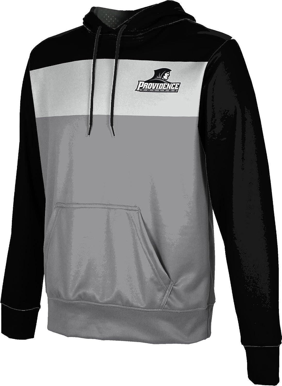 Apparel ProSphere Men/'s Rhode Island College Ombre Hoodie Sweatshirt RIC