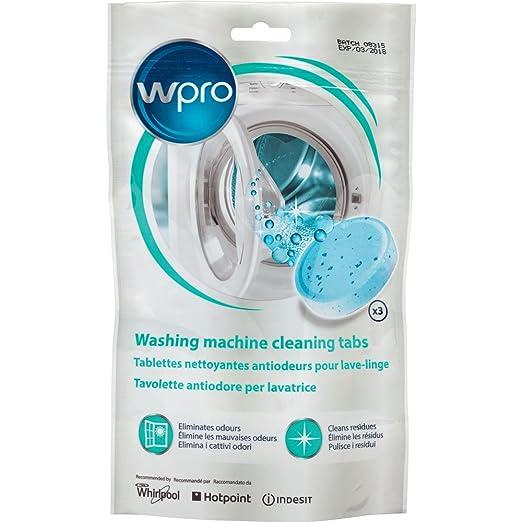 Whirlpool AFR301 - Pastillas limpiadoras para lavadora: Amazon.es ...