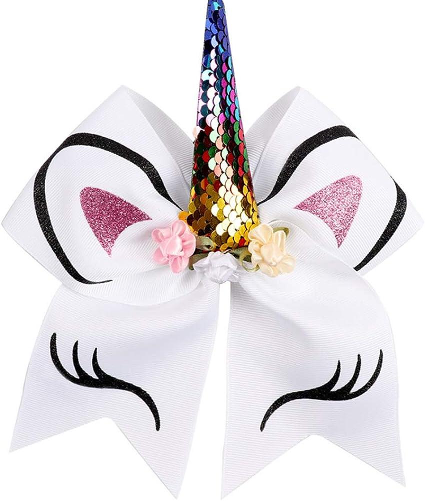 accesorios para el cabello NiceButy unicornio con una corbata de ...