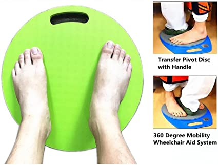 Clothing Rounder Pivoting Feet