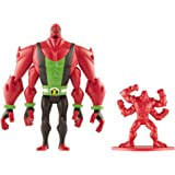 Ben 10 Omniverse 10cm Alien Collection Figure New Super Fourarms