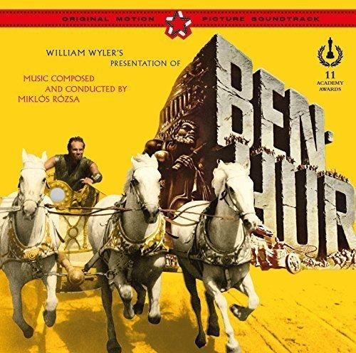 CD : ROZSA, MIKLOS - Ben-hur (original Soundtrack) (Spain - Import)