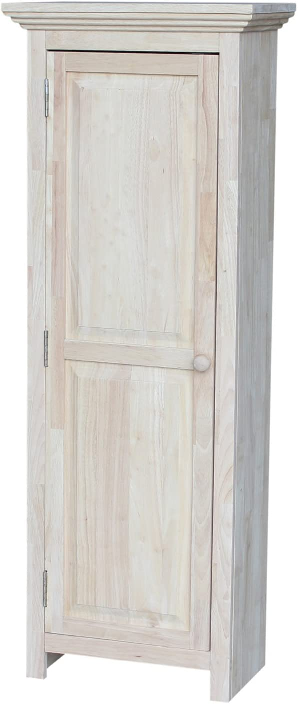International Concepts Storage Cabinet, 48-Inch, Unfinished