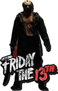 Aquarius Friday The 13th- Jason Funky Chunky Magnet