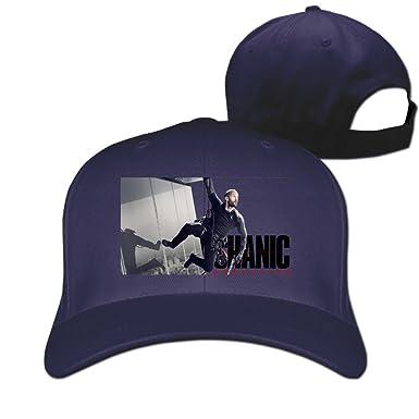 YUVIA For Men Women Baseball-caps Peak Cap Mechanic Resurrection Hat ... 75c027772fb5
