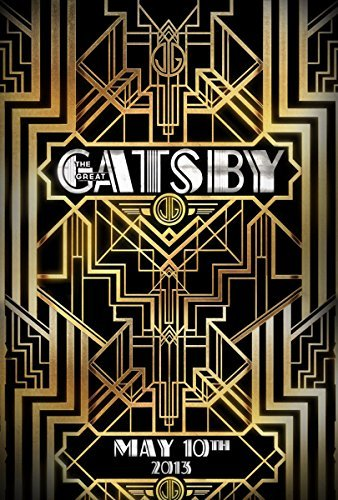 The Great Gatsby poster 36 inch x 24 inch / 20 inch x 13 inc