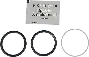 KLUDI Niederdruck Armatur KOMET mit Schwenkauslauf und Geräteanschluss