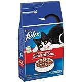 Felix Countryside Droogvoer voor Katten, Met Rund, Kip & Groenten, Zak 4 Kg