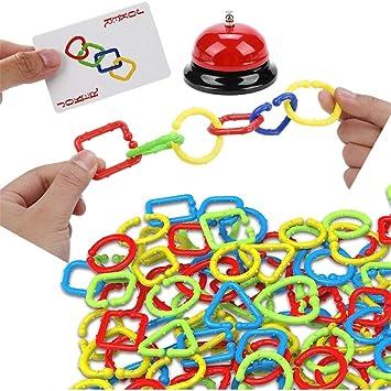 Juego de mesa para niños , Juego de mesa de anillo Juegos de ...