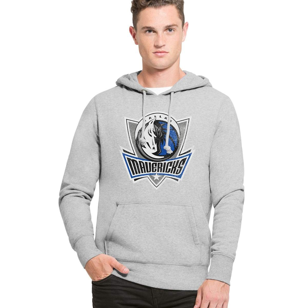 '47 Brand Denver Nuggets Knockaround Hoodie NBA Sweatshirt