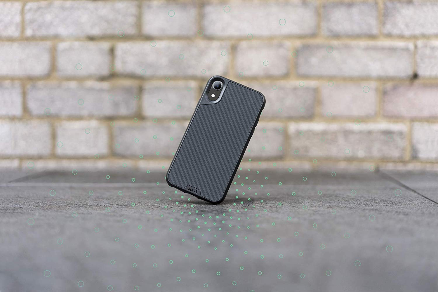 MOUS Protective Case for iPhone XR - Aramid Fiber - Screen Protector Inc by MOUS