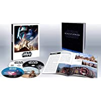 Star Wars: The Rise of Skywalker Limited Edition (4K Ultra/Blu-Ray/Digital Code) with Filmmaker Gallery Book and…