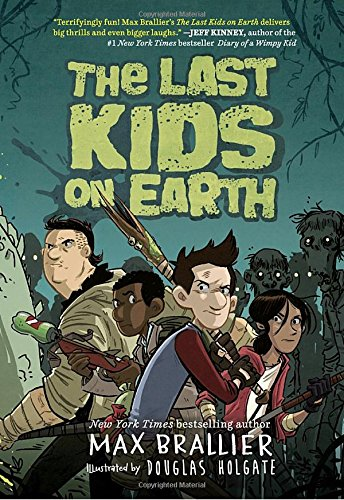 Last Kids Earth Max Brallier product image
