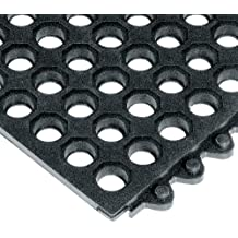 Amazon Com Rubber Mat With Holes