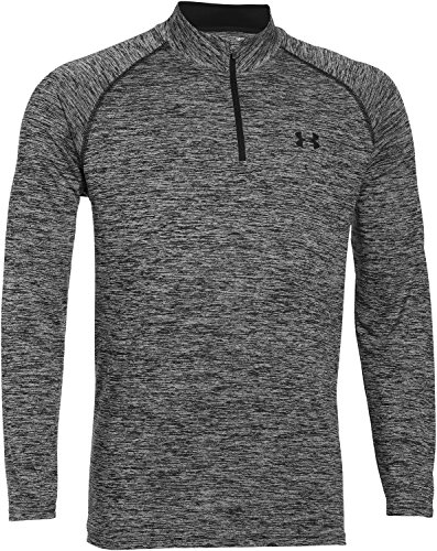 Under Armour Herren Fitness Sweatshirt, Blk, LG, 1242220-005