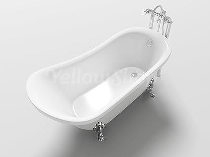 Vasca Da Bagno Vintage Usata : Yellowshop vasca vasche da bagno con piedini freestanding