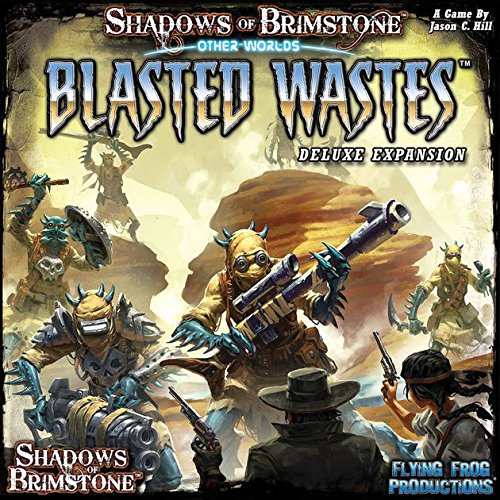 Storm Deluxe Shadow (Shadows of Brimstone: Other Worlds: Blasted Wastes Deluxe Expansion)