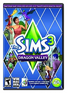 The Sims 3 Dragon Valley Standard Edition [Online Game Code]