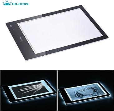 Aibecy LB4 - Mesa de luz led con pantalla de 15 pulgadas, apta ...