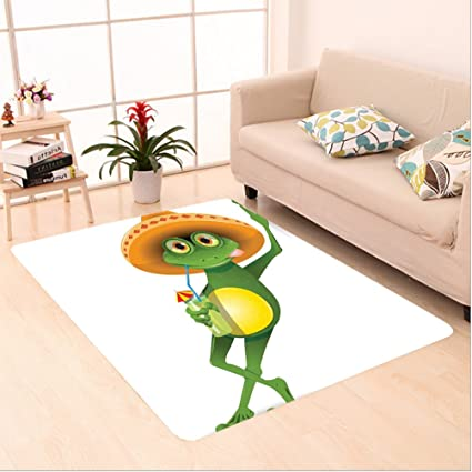 Amazon Com Nalahome Custom Carpet G In A Sombrero And A Cocktail