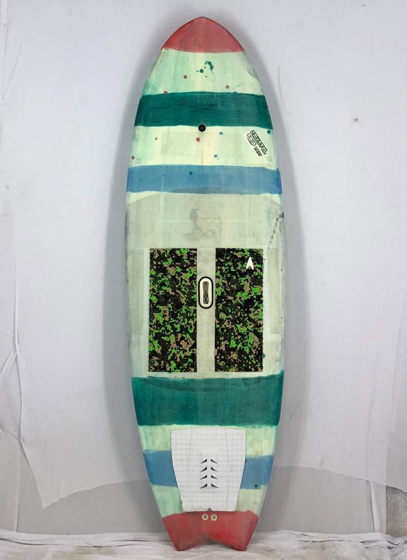 DC(デールチャップマン)スタンドアップパドルボード [brush] 220cm SUP