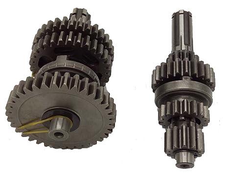 Mx-M Cylinder Head Assembly for 70cc ATV Dirt Bike Go Kart Engine Parts