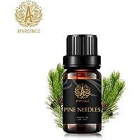 Aromaterapia agujas de pino Aceite Esencial para humidificador, 100% puro agujas del pino fragancia aceite esencial para difusores, Casa, 0,33oz-10ml grado terapéutico Pine Needles aceite perfumado