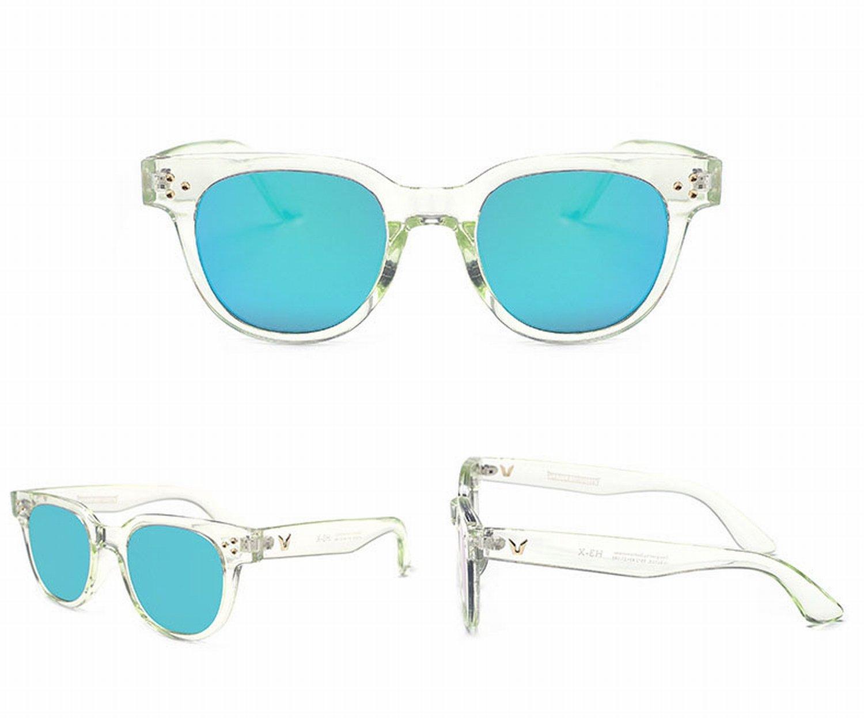Sonnenbrillen Sonnenbrillen Heller Schwarzer Tintenfisch hfWThP