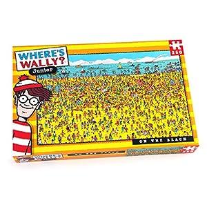 Paul-Lamond-Wheres-Wally-Beach-Puzzle-250-Piece