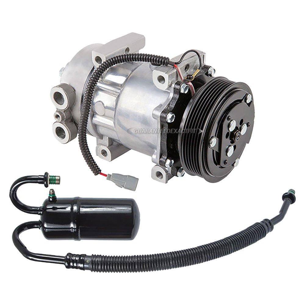 Premium calidad nueva AC Compresor y embrague con a/c secador para Dodge Dakota - buyautoparts 60 - 88655r2 nuevo: Amazon.es: Coche y moto