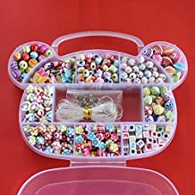 Kit Accessories Girls Toys Jewelry Making Kids Beads Set