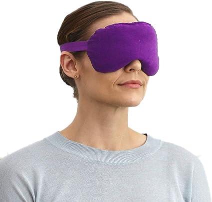 Amazon.com: Sensacare - Máscara de ojos de lavanda para ...
