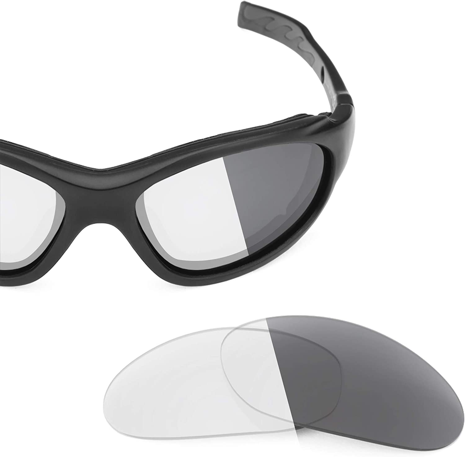 Revant Replacement Lenses for Wiley X XL-1 Advanced Compatible with Wiley X XL-1 Advanced Sunglasses