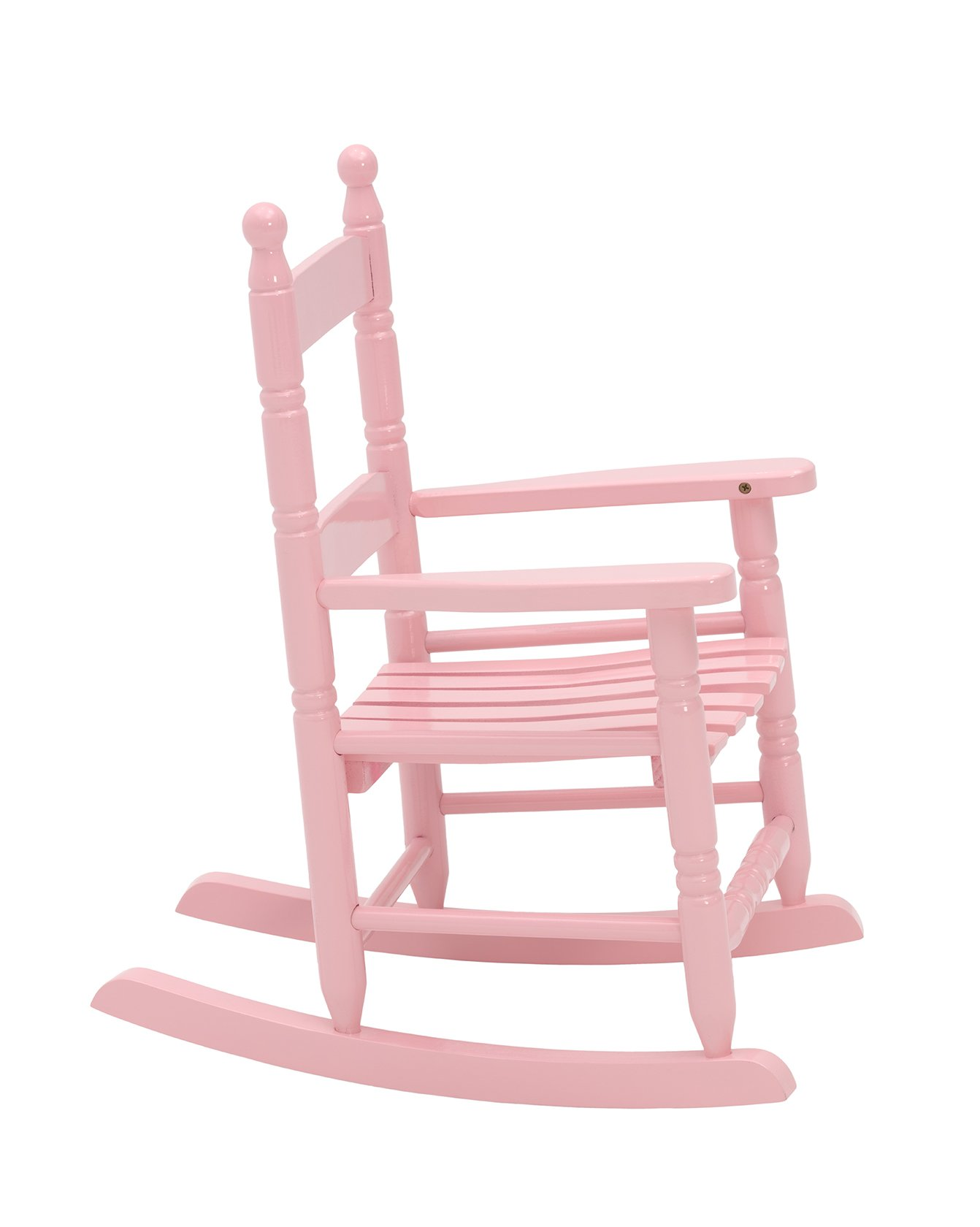 Jack Post KN-10P Knollwood Classic Child's Porch Rocker, Pink by Jack Post (Image #3)