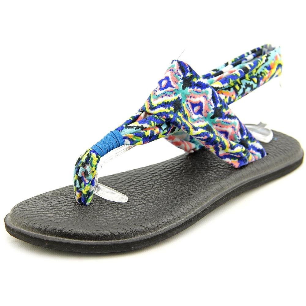 Sanuk Yoga Sling 2 Mujeres Thong Sandal: Amazon.es: Zapatos ...