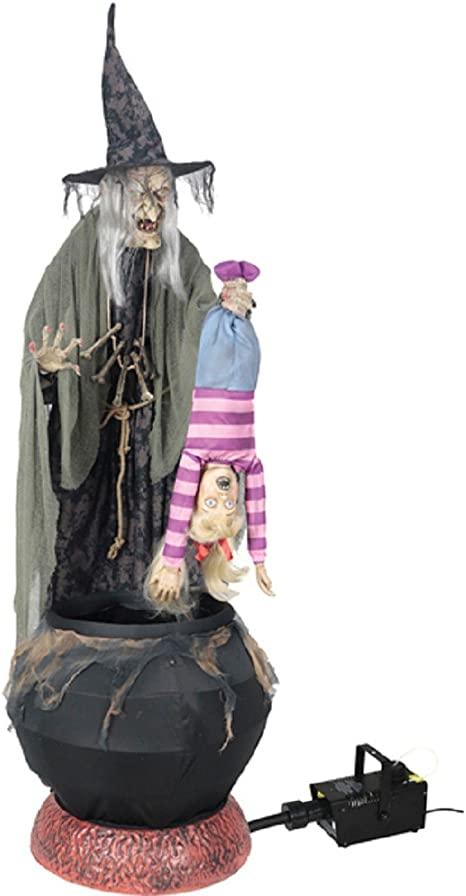 WS14–Dolls house Witches brew and poster set.