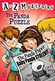img - for The Panda Puzzle (A to Z Mysteries) book / textbook / text book