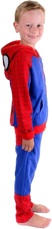 Chándal niños Spider Man, Spider Suit – Chándal niños Spider Man ...