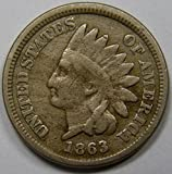 Best Indian Coins - 1863 U.S. Indian Head Copper-Nickel Cent / Penny Review