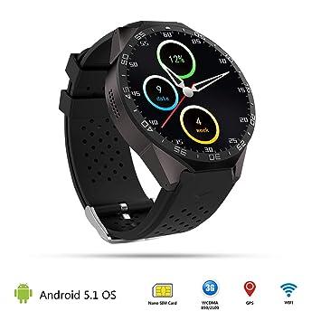 MCJL Smart Watch Deportes Actividad Tracker 3G teléfono de Llamada ...