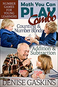 Math You Can Play Combo: Number Games for Young Learners by [Gaskins, Denise]