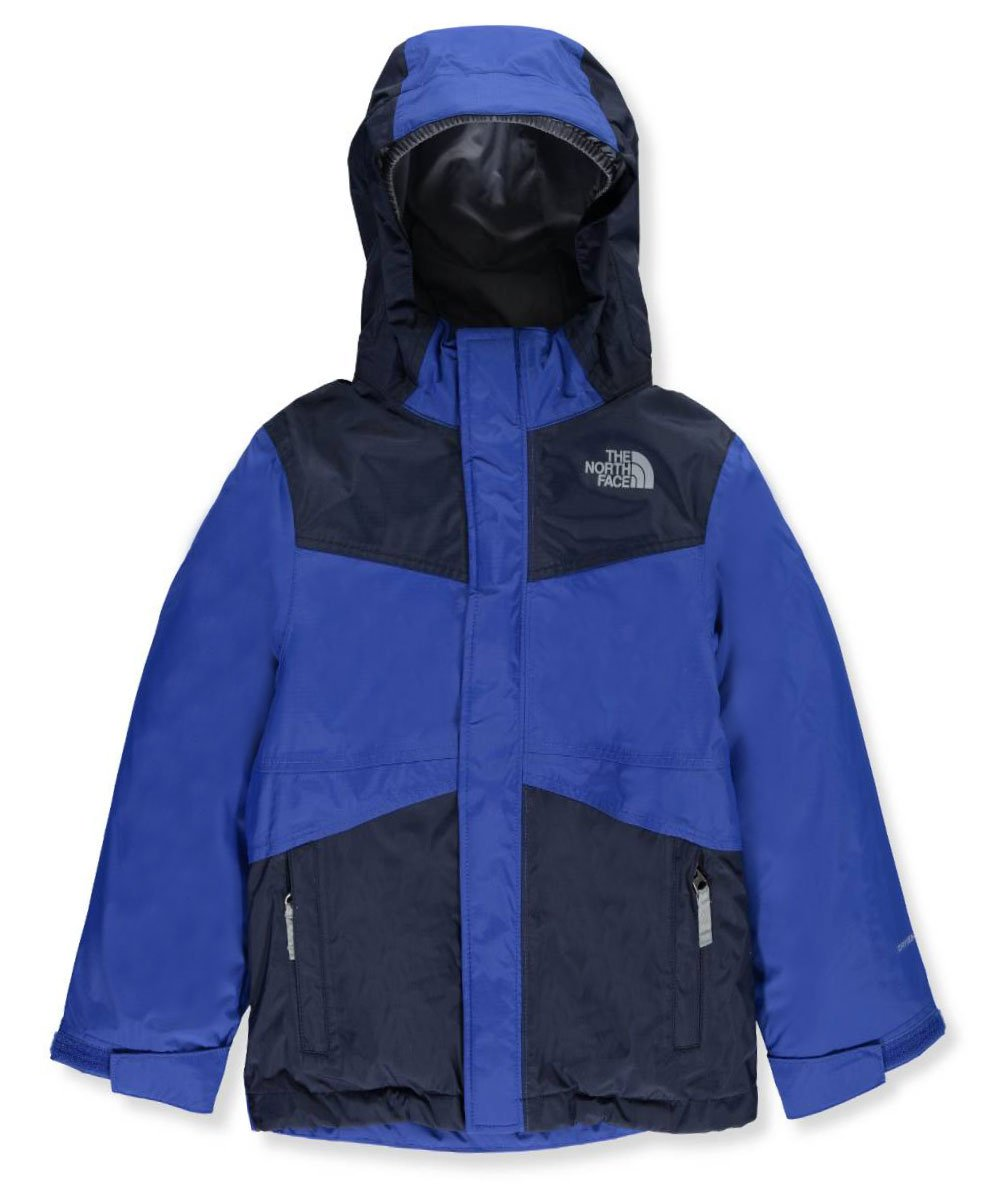 The North Face Little Boys' East Ridge Triclimate Jacket - bright cobalt blue,