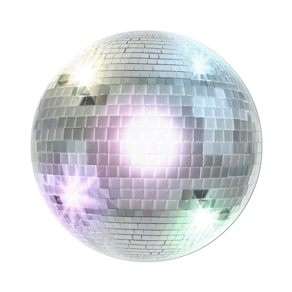 Beistle Disco Ball Cutout